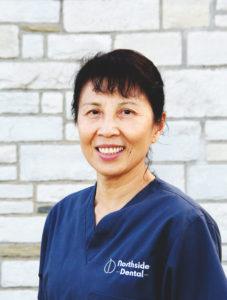 Patti - Dental Hygienist